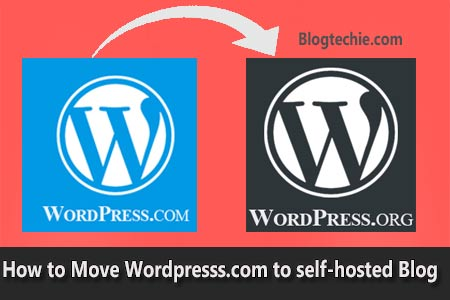 transfer wordpress.com to self hosted