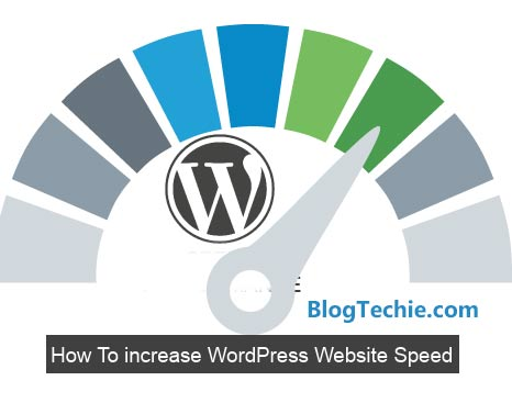 optimize wordpress blog speed